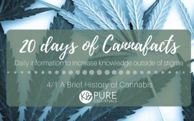 A Brief History of Cannabis