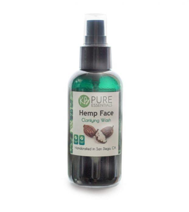 Natural Face Wash Regimen