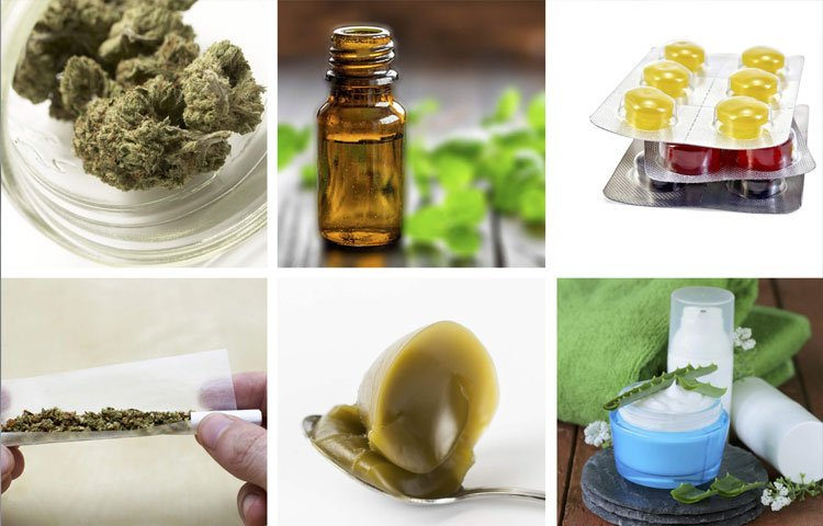 CBD: Methods of Consumption
