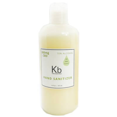 KB Hand Sanitizer