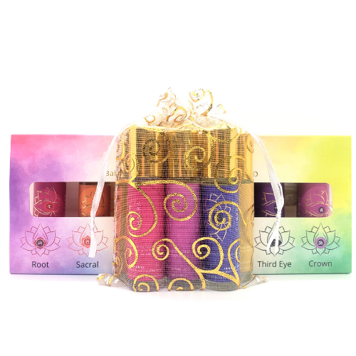 Chakra Terre Balancing Roll-On