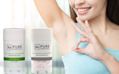 The Benefits of Natural Deodorant